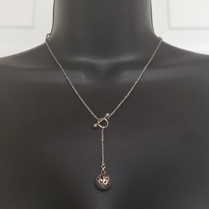 Silpada Simple Delight Lariat Necklace